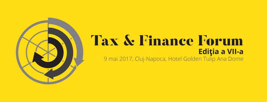 Tax & Finance Forum, Cluj-Napoca